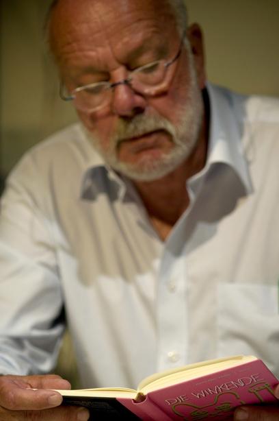 Hanns Peter Zwißler. Foto: Tilman Dominka.